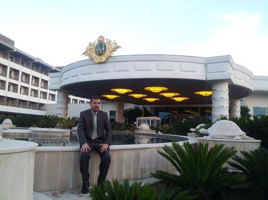Ela Quality Resort Belek: luxery resort