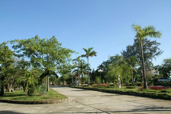 Tam Giang Resort & Spa : Outside