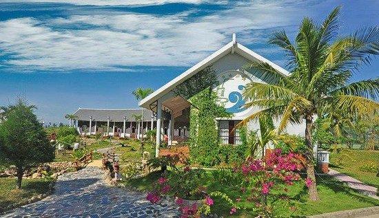 Tam Giang Resort & Spa : Suite Garden View