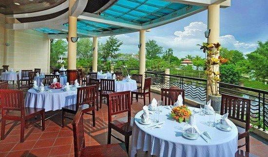 Tam Giang Resort & Spa : Restaurant