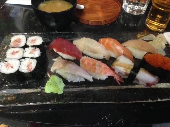 Ta-Ke Japanese Restaurant: Ta-Ke Sushi Deluxe