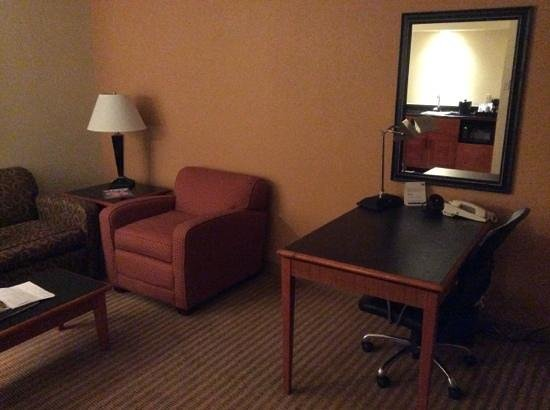 Holiday Inn Express Hotel & Suites-DFW North: entry area