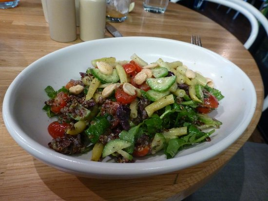 Mediterranean Chopped Salad Picture Of True Food Kitchen San Diego Tripadvisor