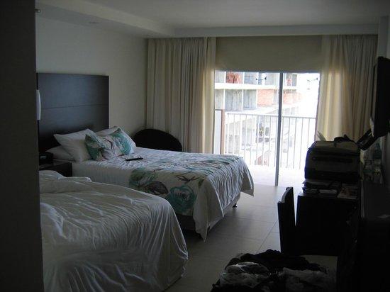 Hotel Capilla del Mar : Habitacion doble Piso16