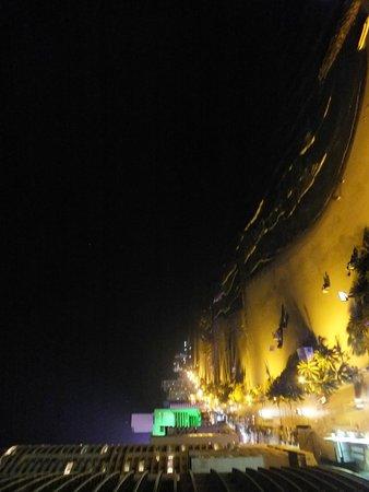 Hotel Capilla del Mar : Vista desde Balcon HAB 1609