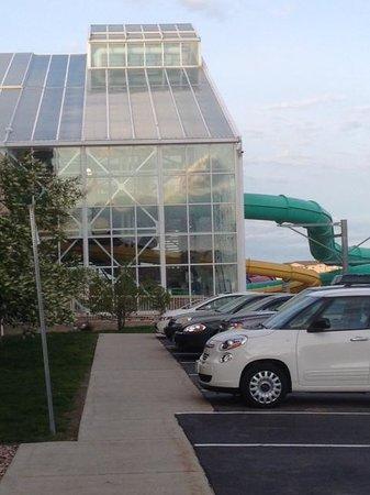 Fairfield Inn & Suites Rapid City : In-door waterpark