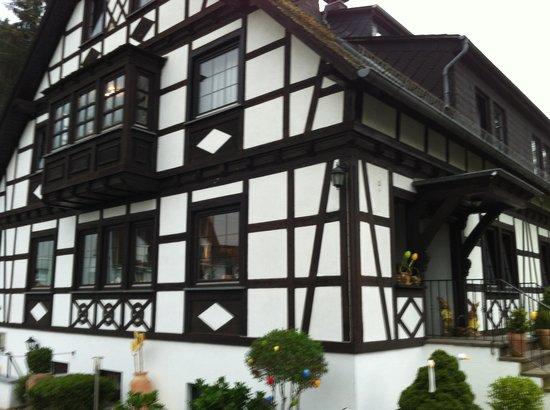 Hotel Schick: Hotel outside