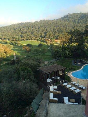 Penha Longa Resort: Utsikt över golfbanan.