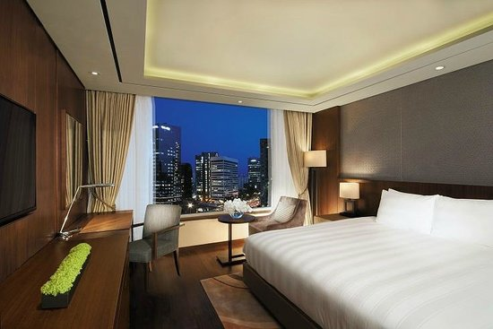 Lotte City Hotel Mapo: Junior Suite King Double  Bed room