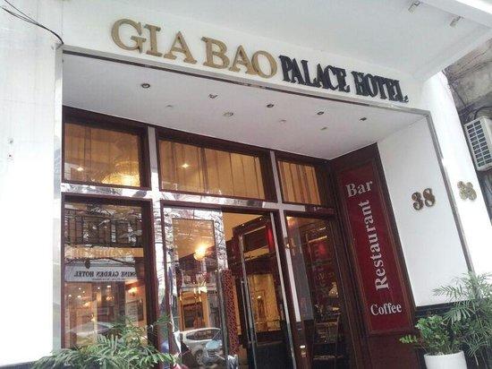 Gia Bao Palace Hotel: Simply superb...
