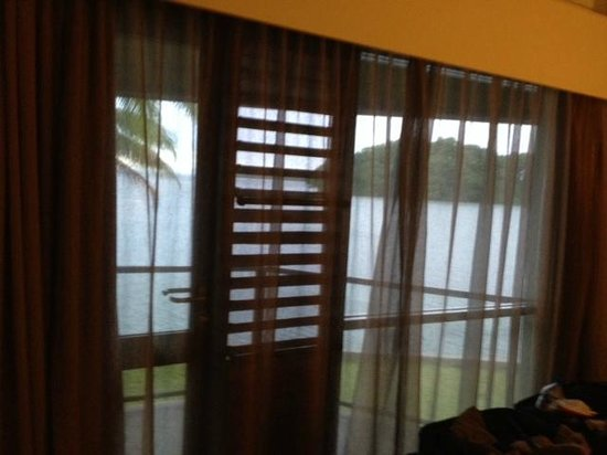 Novotel Suva Lami Bay : Better room on the left hand side of the hotel as you enter