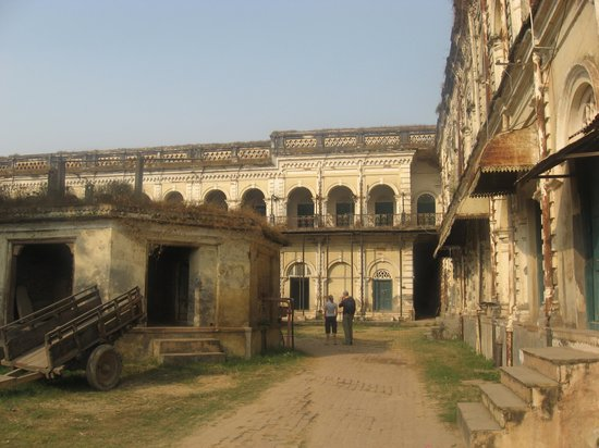Ramnagar Fort: Delapidated entrance