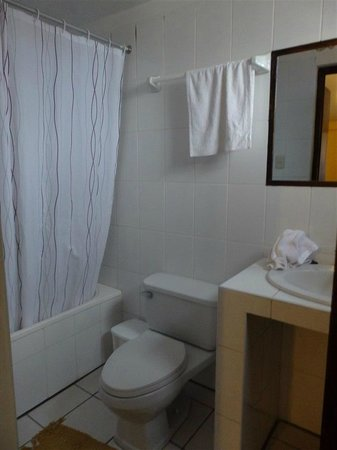 Colca Llaqta Hotel: dirty bathroom on arrival was disappointing