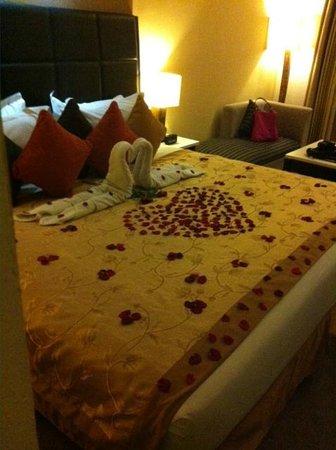 Golden Flower : room view
