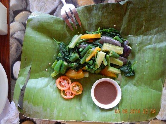 Ka Inato: Salad