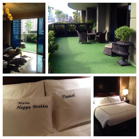 Hotel Muse Bangkok Langsuan - MGallery Collection : Nimman suite