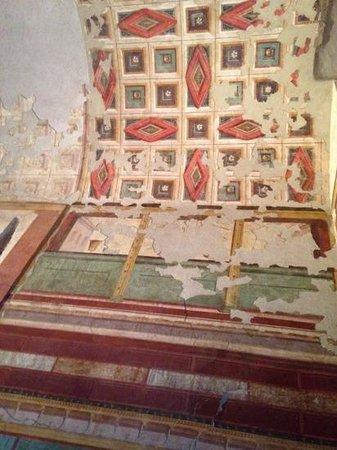 House of Augustus: Complex Ceiling Designs