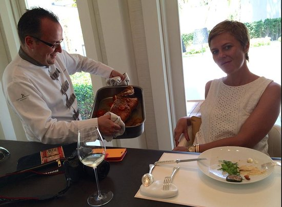 Cheval Blanc Randheli: Private Dinner with a Personal Touch