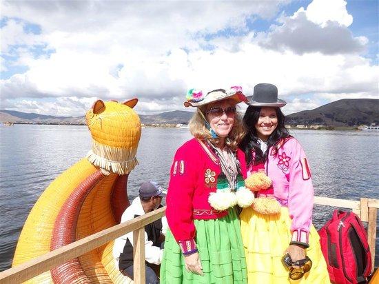 Intiqa Hotel: Lake Titicaca