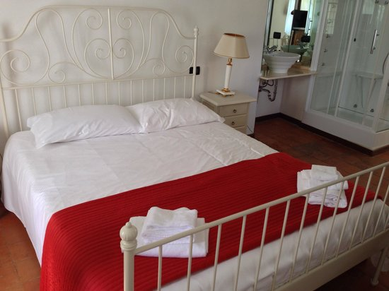 Residence Castello Oldofredi : Camera
