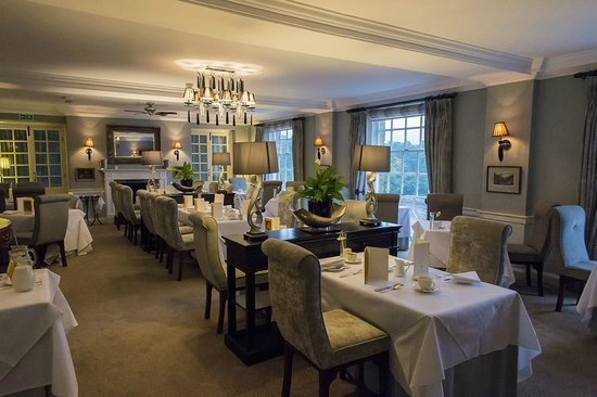 Cavendish Hotel: Dining room for Breakfast