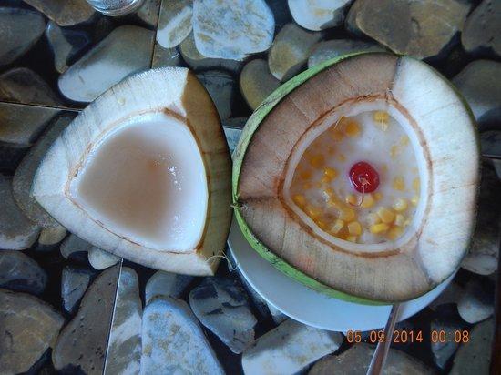 Ka Inato : Coconut Corn