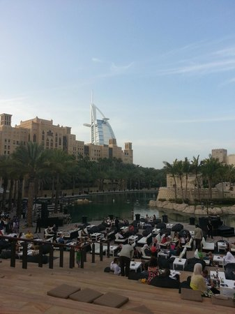 Souk Madinat Jumeirah: Central area