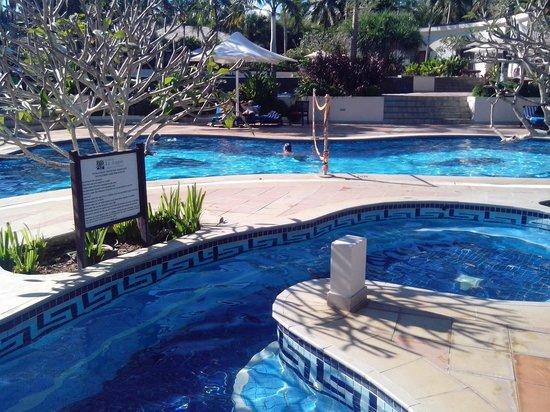 Warwick Le Lagon - Vanuatu: spa services wow