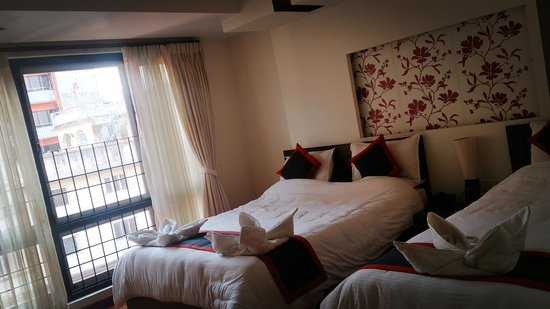 Hotel Mums Home Pvt Ltd: nice hotel room