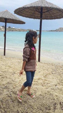 Acrogiali Beach Hotel: princess