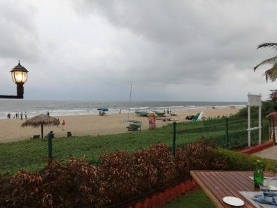 Taj Exotica Resort & Spa Goa: Lobster Shack View
