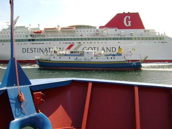 BEST WESTERN Sjofartshotellet : Havnen