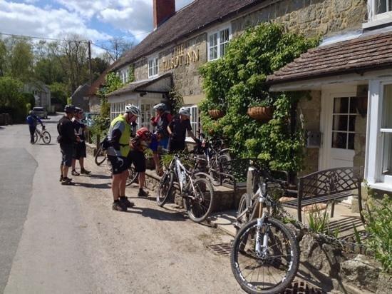 The Talbot Inn: DRRs outside the Talbot