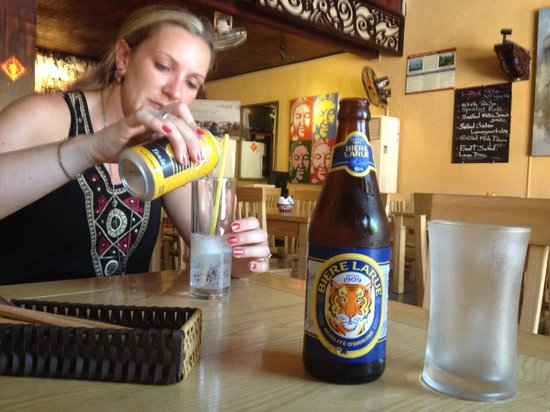 Luong Gia : A welcome beer in the heat of Hoi An