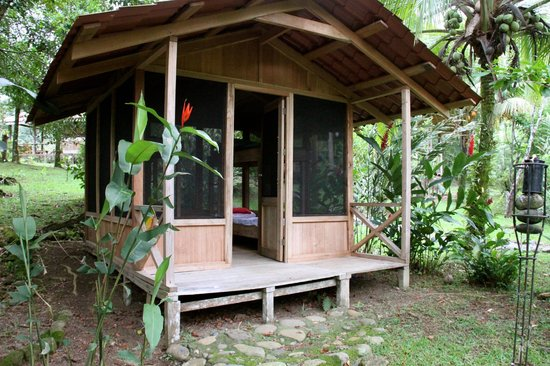 Extreme Costa Rica Tours: Charming screened in cabin
