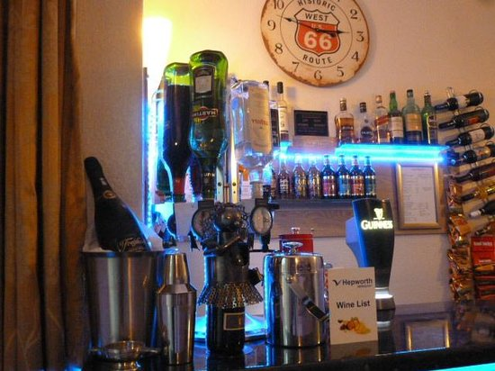 Hepworth Guest House: Twilight Bar at the Hepworth