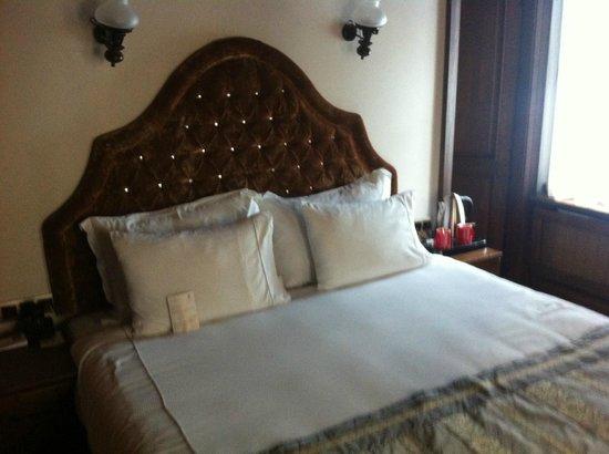 Abaci Konak Otel: Odamız