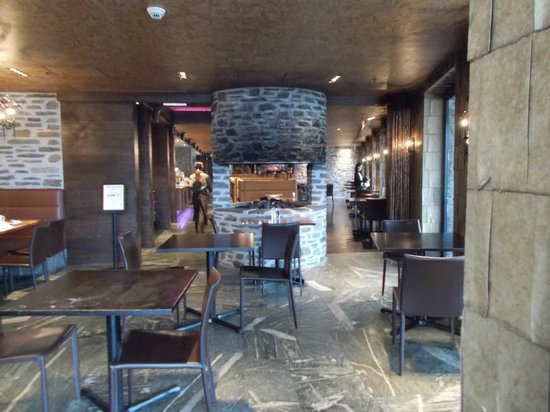 Hilton Queenstown Resort & Spa: after the rush