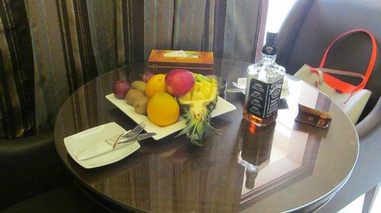 Reston Hotel : Комплимент от отеля