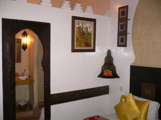 Riad La Porte Rouge: 部屋