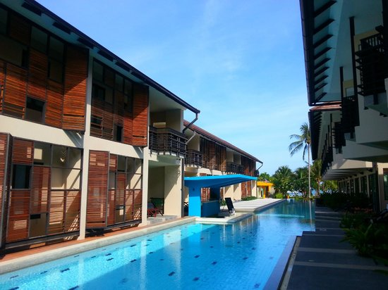 Centra by Centara Coconut Beach Resort Samui: pool access room