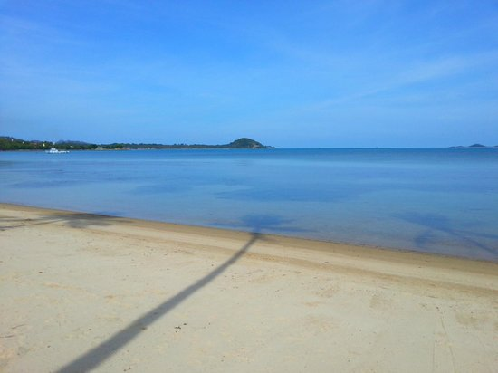 Centra by Centara Coconut Beach Resort Samui : At beach