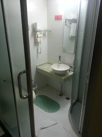 Milky Way Hotel : Bathroom