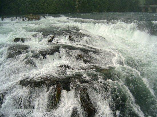 Rheinfall (oberer Teil)