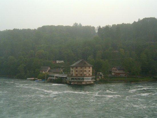 Rheinfall : Umgebung
