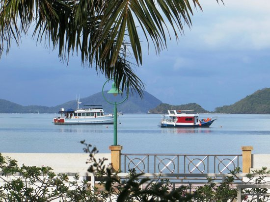 Kantary Bay, Phuket : Across the street