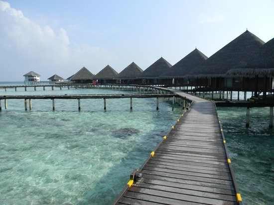 Adaaran Club Rannalhi: Water Villas - Old Style
