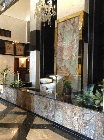 Arabian Courtyard Hotel & Spa: Hotel