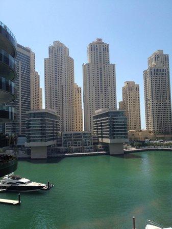 Arabian Courtyard Hotel & Spa: Marina Dubai