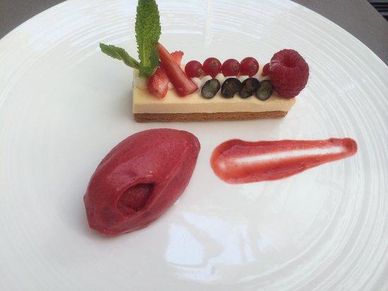 Les Jardins d'Épicure : dessert n°1